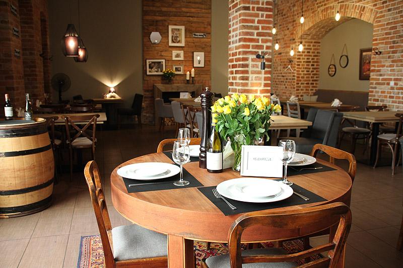 Restauracja Luizjana Torun O Restauracji Pasja Jedzenia I Gotowania